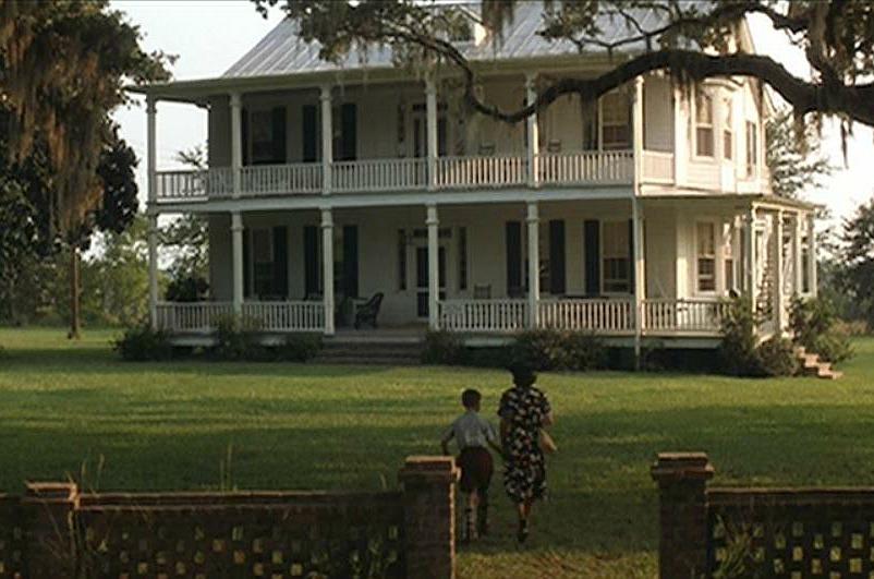 Forrest Gump Movie Plantation House Greenbow Alabama