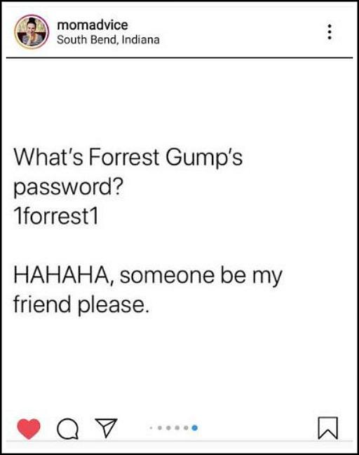Forrest Gump meme 1Forrest1