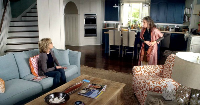 Grace and Frankie's Kitchen Beach House