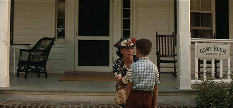 Gump House Rooms to Let Forrest Gump Movie