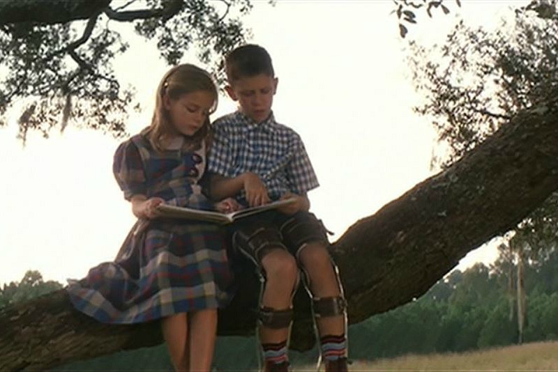 Hanna Hall and Michael Conner Humphries Forrest Gump