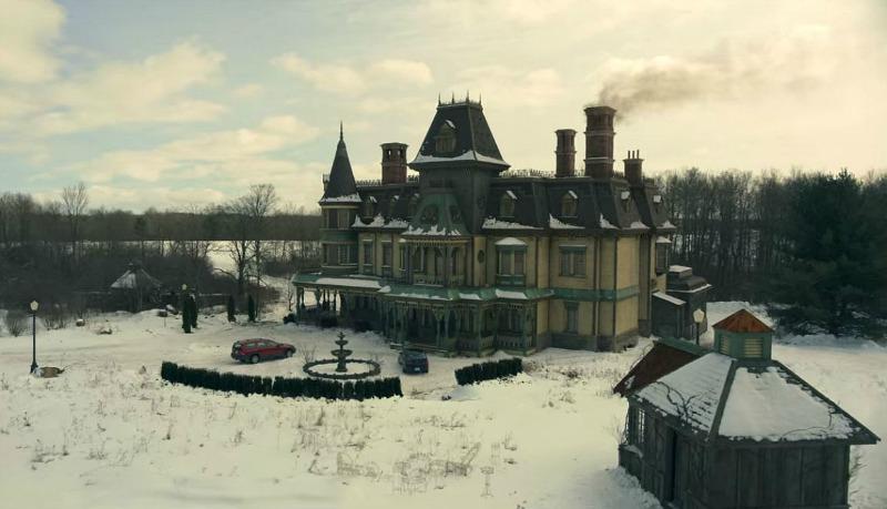 Key House Manor Locke and Key House Netflix