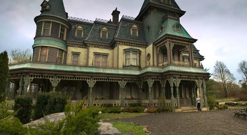 Keyhouse Manor Matheson Massachusetts Locke and Key