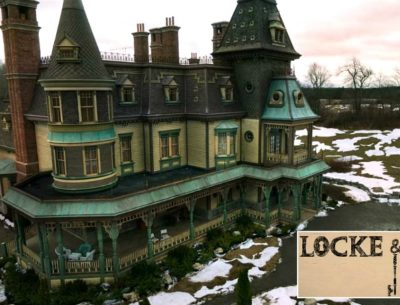 Keyhouse in Locke and Key Netflix Filming Location