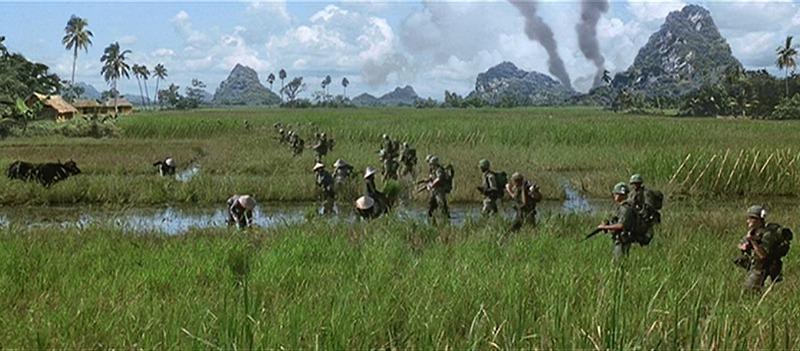 Recreating Vietnam Fripp Island SC Forrest Gump Movie