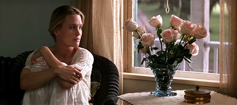 Robin Wright as Jenny Gump