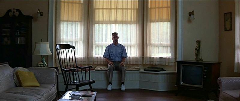 Tom Hanks Forrest Gump House Sitting Room Windowseat