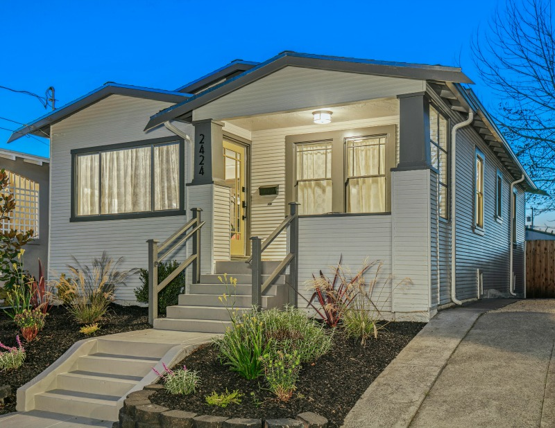 2424 Edwards Street Berkeley California Bungalow For Sale