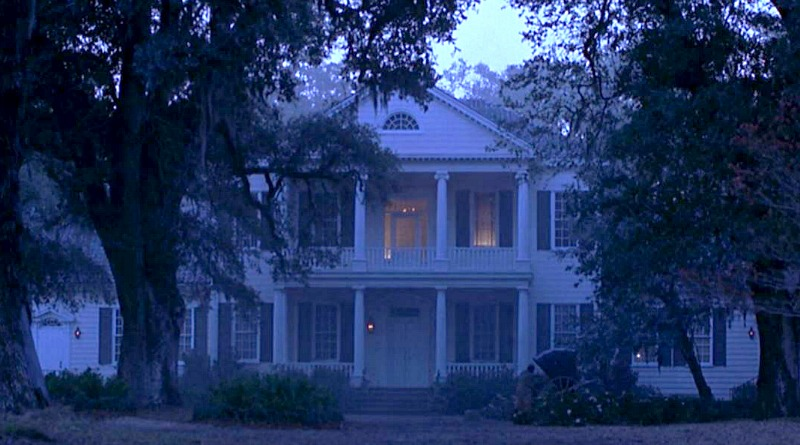 Aunt Charlotte's House in The Patriot Movie 2
