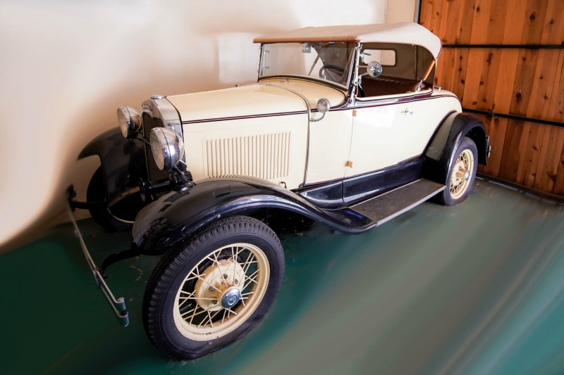 Doris Day's Antique Ford Convertible Julien's Auctions