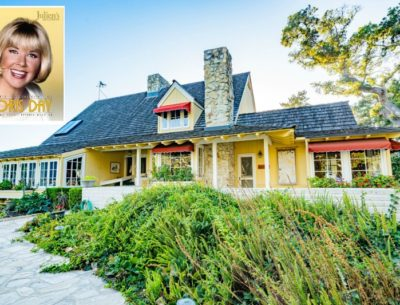 Doris Day's Former Home in Carmel CA Juliens Auctions