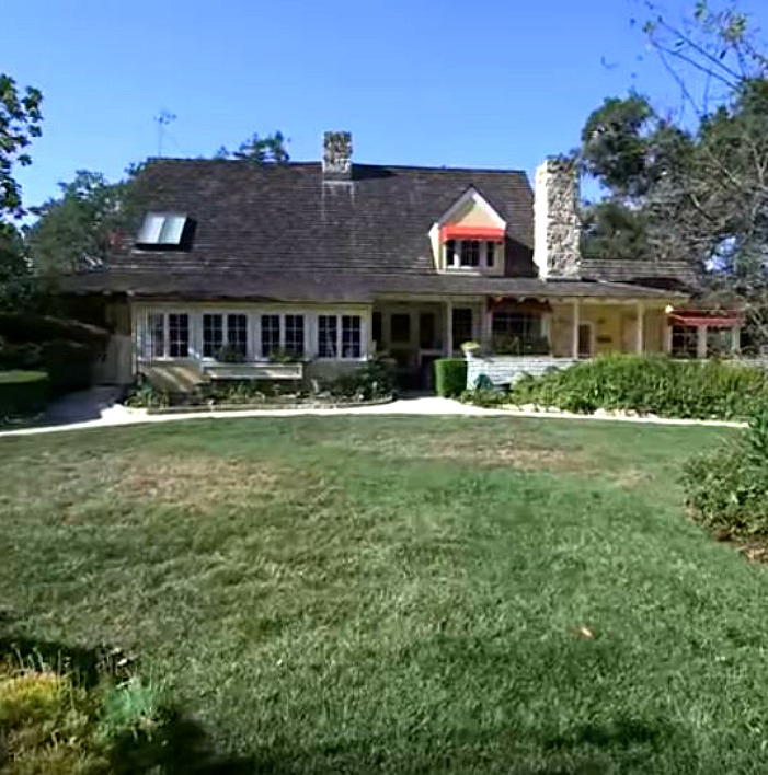 Doris Day's Former Home in Carmel by the Sea
