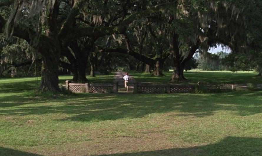Forrest Gump movie house Alabama