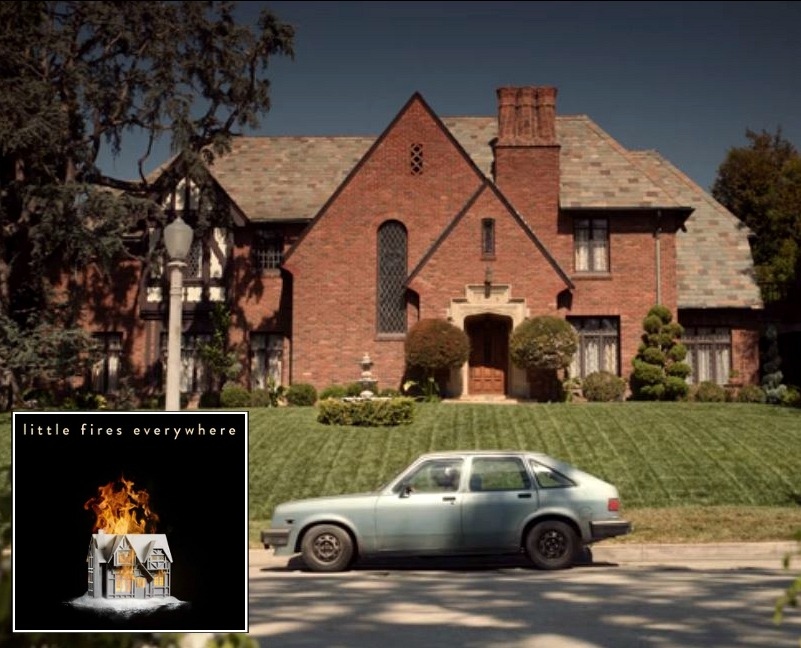 House from Little Fires Everywhere on Hulu