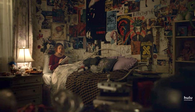 Izzy's Bedroom Little Fires Everywhere on Hulu