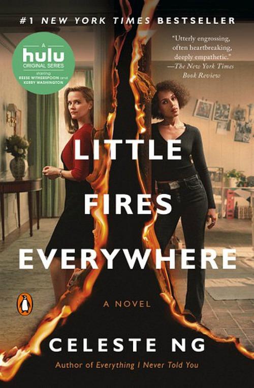 LIttle Fires Everywhere Novel by Celeste Ng