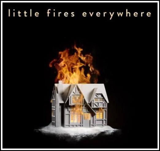 Little Fires Everywhere Hulu Series Logo