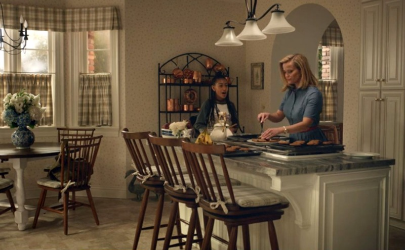 Reese Witherspoon Kitchen in Little Fires Everywhere