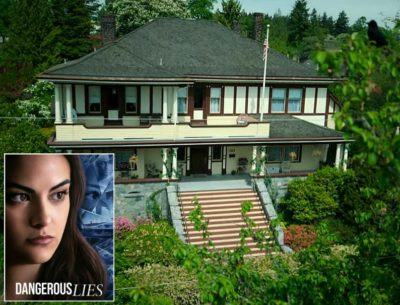 Dangerous Lies House 127 Queens Ave Netflix Camila Mendes