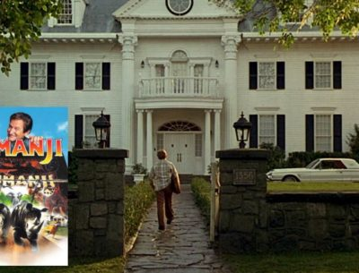 Parrish House from Jumanji 1995 movie