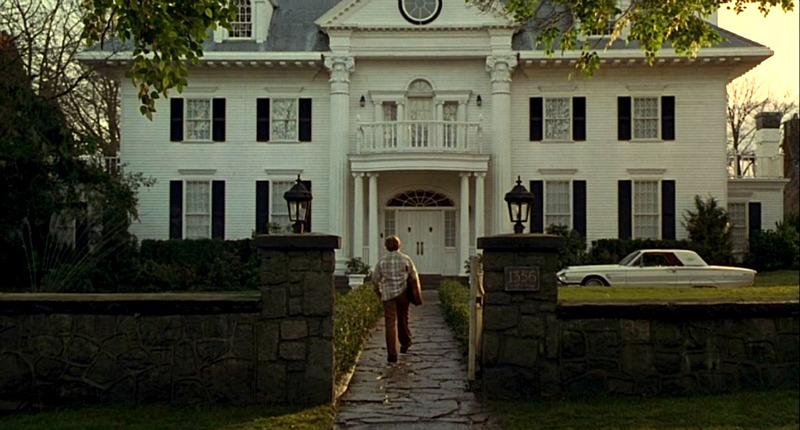 Parrish House from Jumanji 1995 movie exterior