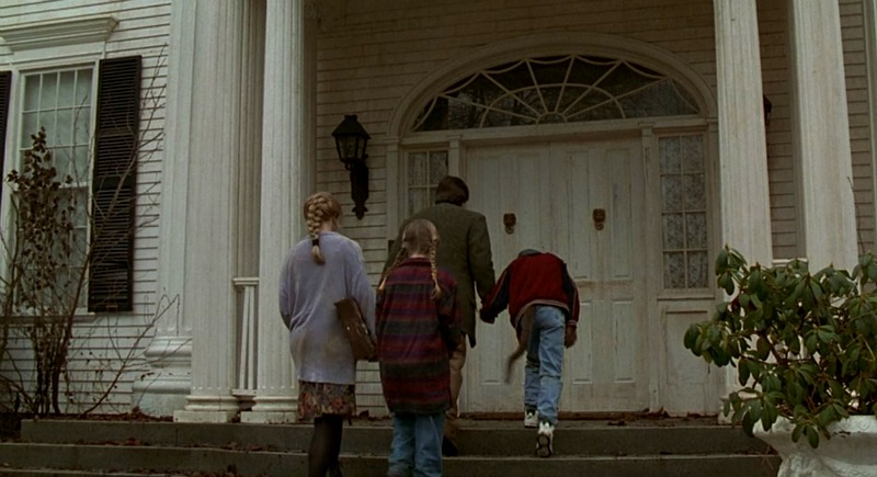 Parrish Mansion from Jumanji 1995 front porch