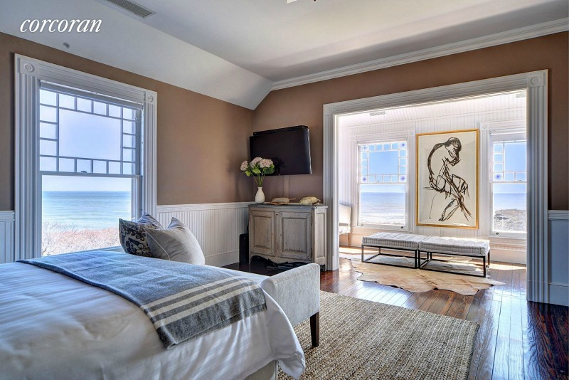 176 Deforest Montauk for sale guest bedroom