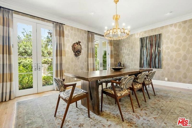 1822 Camino Palmero Dining Room
