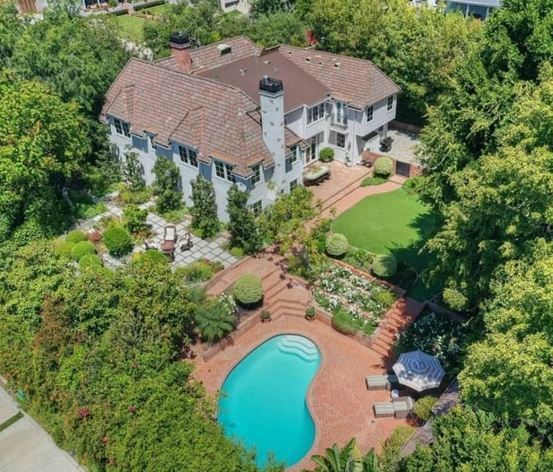 Christopher Meloni House For Sale Aerial View