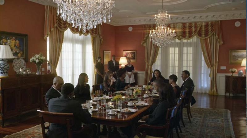 Greenleaf Formal Dining Room