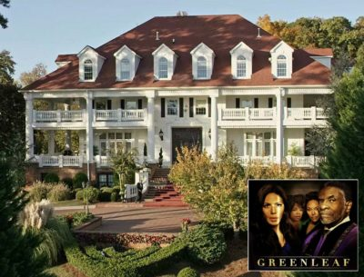 Greenleaf House Filming Location on OWN series