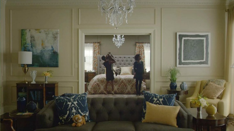 Jacob and Kerissa's Bedroom Suite Greenleaf
