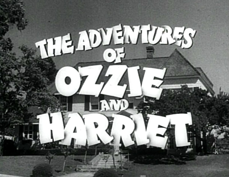 The Adventures of Ozzie and Harriet TV Show Opening Credits