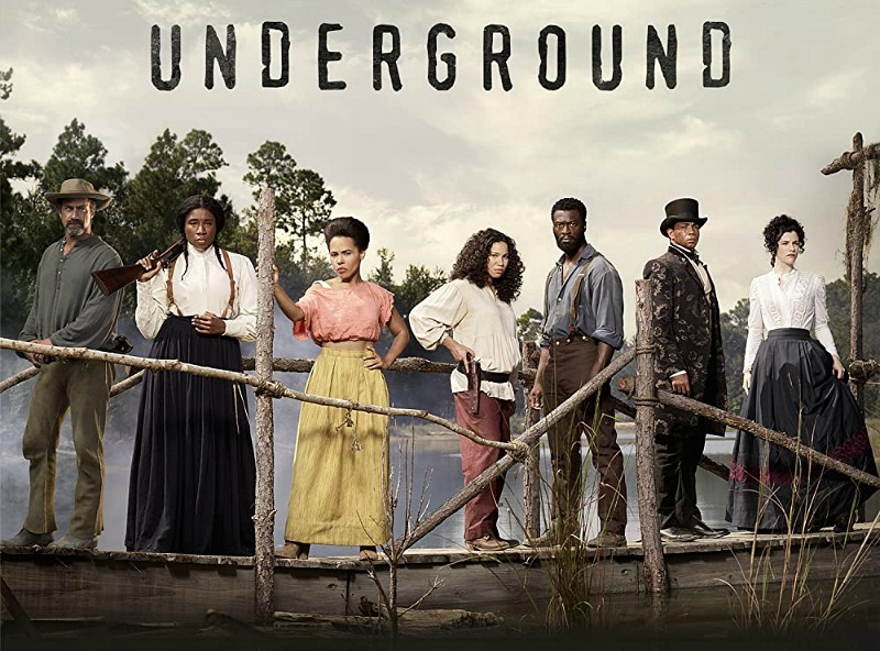 Underground TV show poster Chris Meloni