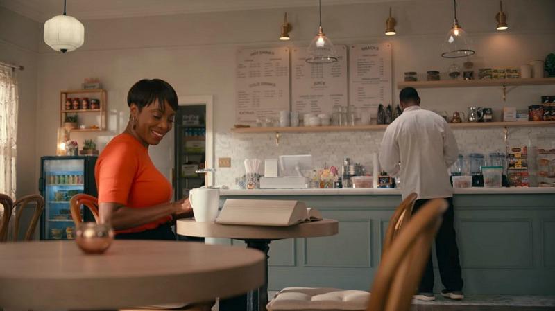 Corner Spa coffee bar Helen