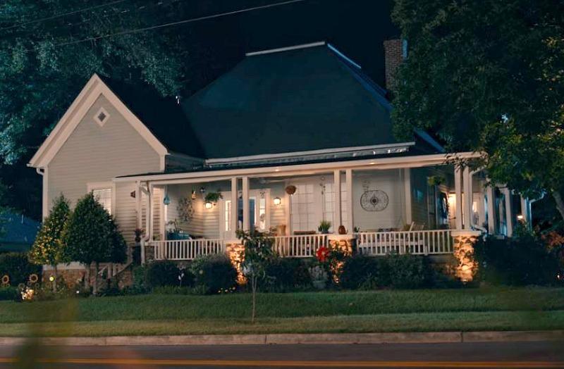 Dana Sue's House on Sweet Magnolias