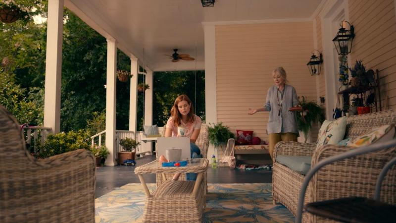 Front Porch Sweet Magnolias Netflix
