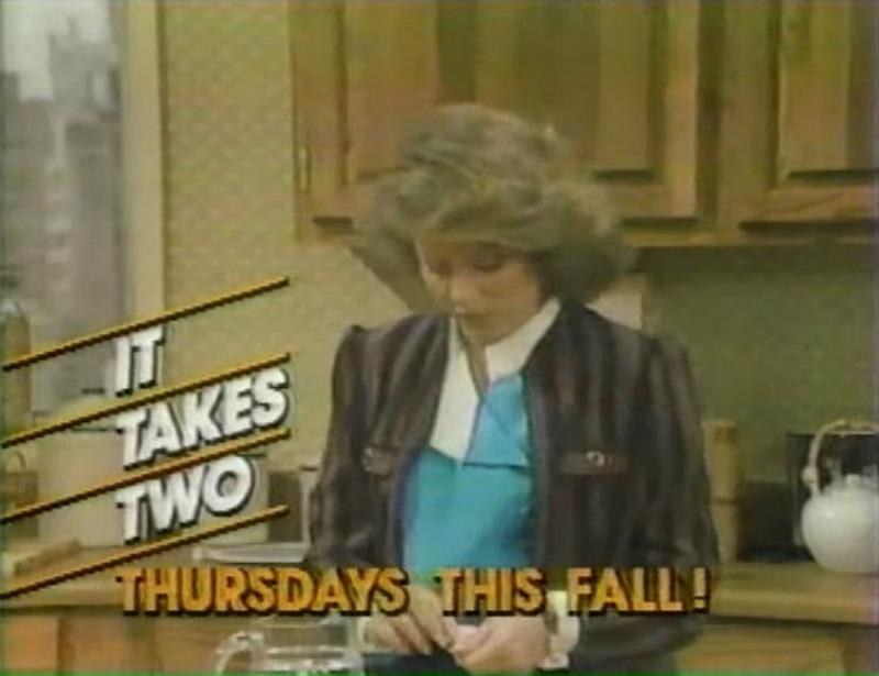 It Takes Two sitcom 1982