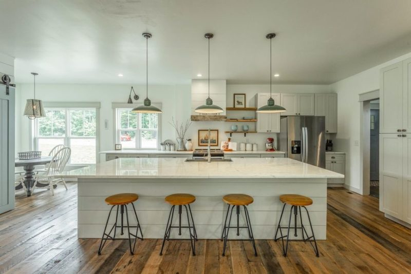 Kitchen in Modern Farmhouse