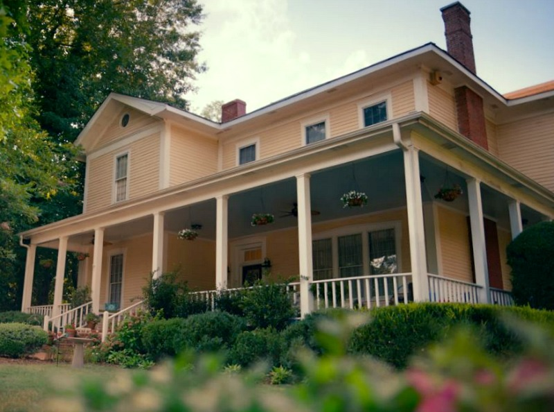 Maddie's House on Sweet Magnolias
