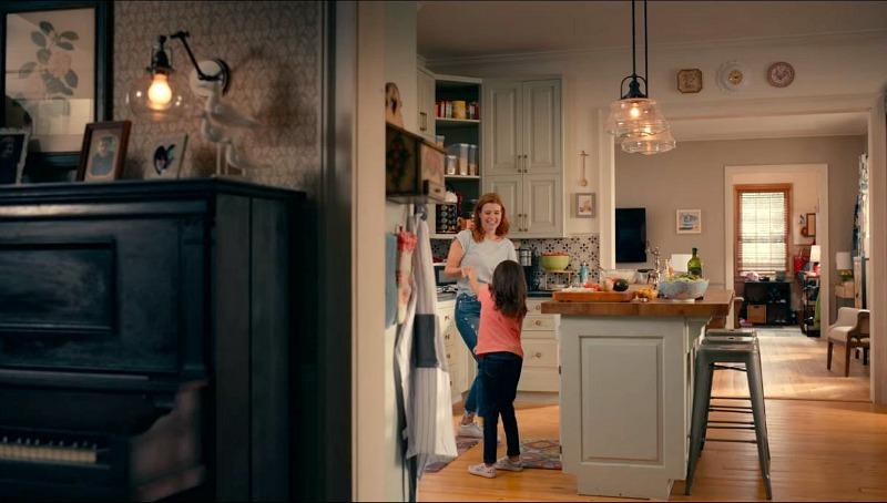 Maddie's kitchen on Sweet Magnolias