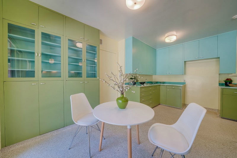 Midcentury Modern Kitchen For Sale Brentwood