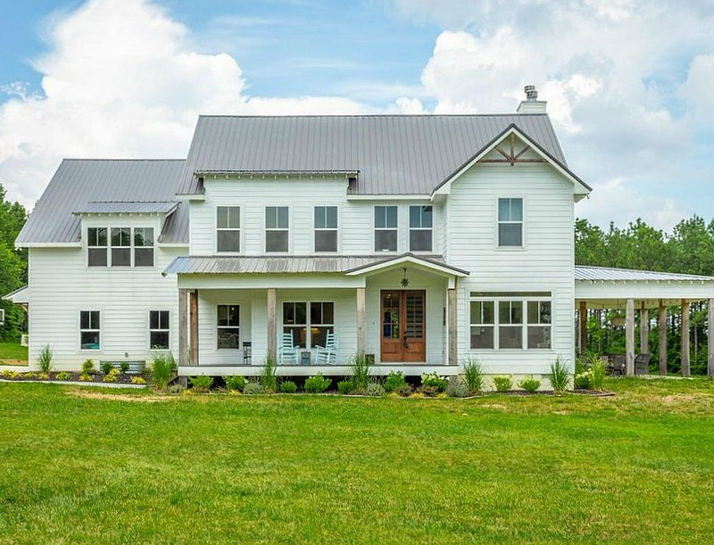 Modern Farmhouse For Sale 654 Walden Farms TN