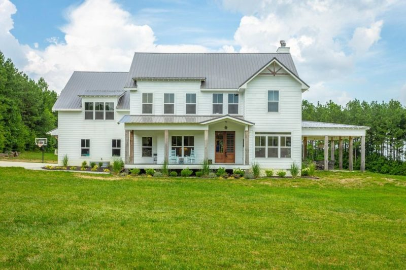 Modern Farmhouse For Sale Tennessee