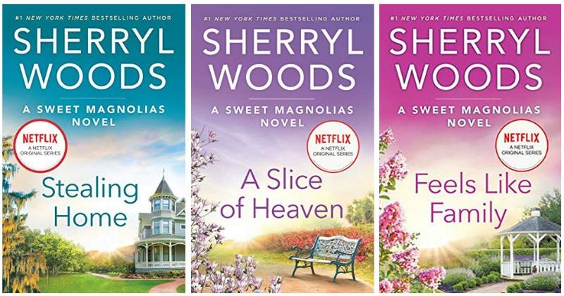 Sheryl Woods Sweet Magnolias Novels