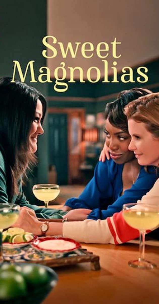 Sweet Magnolias Netflix series poster
