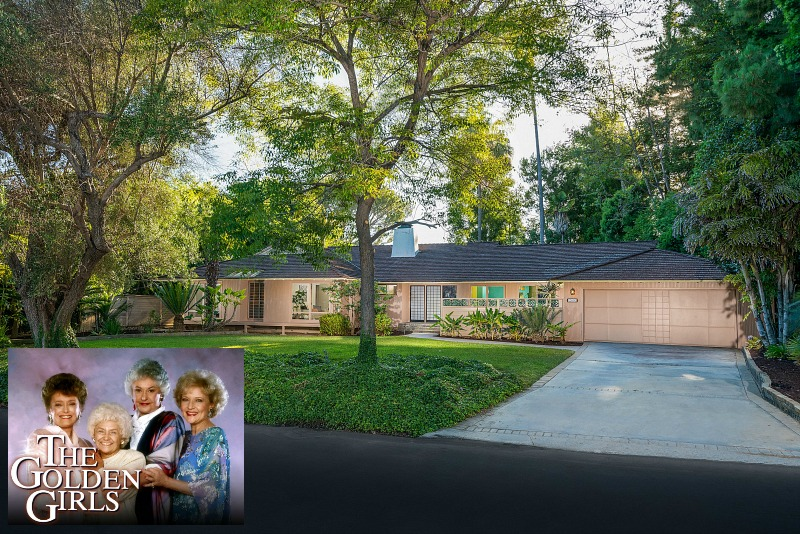 The Golden Girls House For Sale in Brentwood