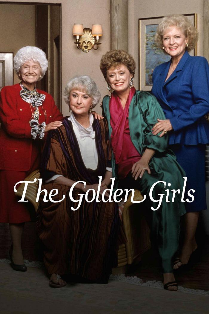 The Golden Girls Sitcom Sophia Dorothy Blanche Rose