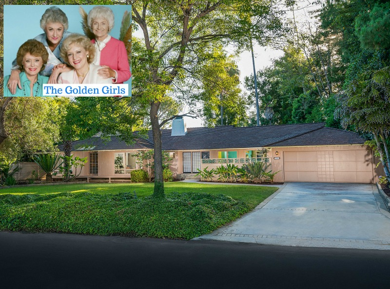 The Real Golden Girls House For Sale California