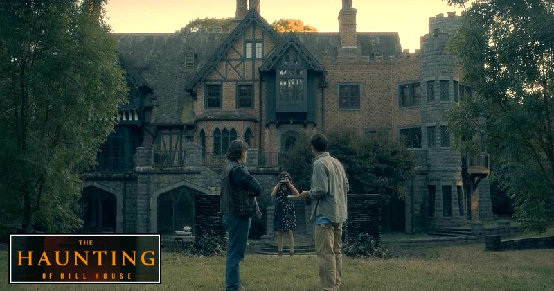 Ardham Lodge in Haunting of Hill House